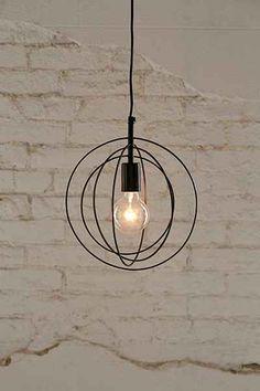 Luminaire suspendu circulaire Wyatt Assembly Home