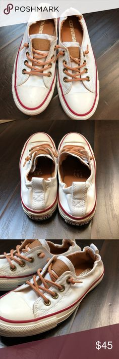 Converse Used converse  all star , condition is outstanding pls take a look at the pictures and make me an awesome offer if you're interested thanks so much. Converse Shoes Sneakers