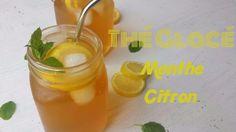 Thé glacé menthe – citron Juice Plus, Hot Sauce Bottles, Food For Thought, Cantaloupe, Beverages, Drinks, Fruit, Cooking, Commerce