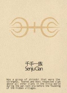 The Senju Clan