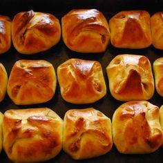 Túrós bukta Recept képpel - Mindmegette.hu - Receptek Hungarian Recipes, Hungarian Food, Diet Recipes, Cooking Recipes, Yeast Bread, Low Carb, Dishes, Eat, Pastries