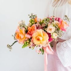 A La Carte Wedding Flowers - Adore Weddings Wedding Flower Photos, Wedding Flowers, Order Flowers, Beautiful Flowers, Bouquets, Floral Wreath, Wreaths, Weddings, Collection