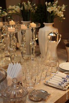 Réveillon | Anfitriã como receber em casa, receber, decoração, festas, decoração de sala, mesas decoradas, enxoval, nosso filhos