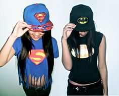 I need somebody to be my Superman or woman??hehe.LOVE THIS!