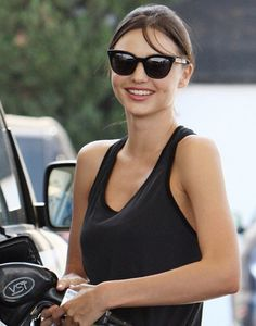 d23022c5ebc2 Cat Eye Miranda Kerr Workout, Isabel Lucas, Miranda Kerr Style, World Of  Fashion