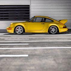 Porsche 964 Turbo #porsche