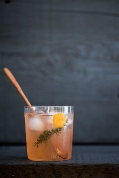 10 Non-Alcoholic Cocktails That Aren't Too Sweet — Pinterest | The Kitchn