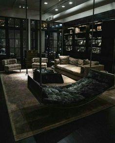 Classy Living Room, Living Room White, Living Room Modern, Home Living Room, Living Room Decor, Small Living, Dream House Interior, Dream Home Design, Luxury Interior