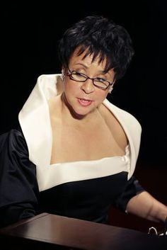 Sheila Johnson 1st Black American female billionaire in 2001