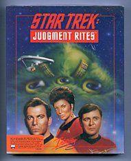 Star Trek: Judgment Rites DOS