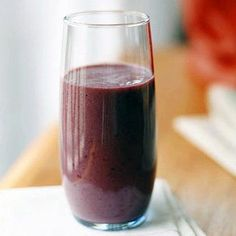 Blackberry-Mango Breakfast Shake:    Sneak silken tofu into a sweet-tart breakfast smoothie to keep energy high from morning through the 3pm afternoon slow-down. This is a great way to get extra protein and fiber past pickier palates.    via: www.myrecipes.com  www.myrealhealth.com