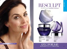 Anew Platinum Reshapes the appearance of the neck for a more youthful look and dramatically reduces the look of deep wrinkles. Formulated with patented Paxillium Technology and Radiescent Microspheres that helps to immediately counteract dullness and help restore radiant skin. 92% agree it restores the look of youthful color and radiance to skin.*  In 4 weeks, 74% agree it reshapes the appearance of the neck for a more youthful look and dramatically reduces the look of deep wrinkles.*