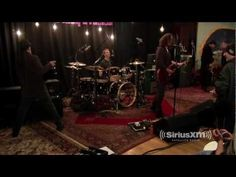 """Soundgarden On Johnny Cash Cover; Perform """"Rusty Cage"""" During SiriusXM Town Hall"""
