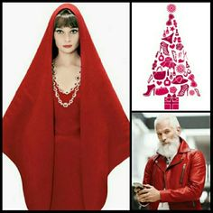 Happy Holdays Posh Fam! When red is always a fabulous idea?? To all the chic, stylish, fashionable, elegant, classic avant-guard & everyone... Wishing you the very best this Holiday Season! ?????? #happyholidays Other