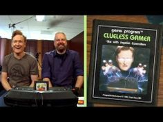 'This Is Awful': Conan O'Brien Reviews Classic Atari 2600 Games For Clueless Gamer (VIDEO)