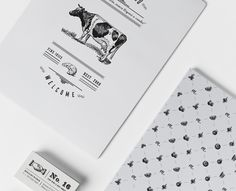 This beautiful branding project by Mexican designer Diego Leyva. His client is a Spanish-Mexican restaurant by the name of Montagu (Montagü). And whilst detailed black and white illustrations make up most of the branding elements, the bright and colorful photography save this project from being potentially bland. The two compliment each other perfectly, making for an attractive and quite luxurious outcome.