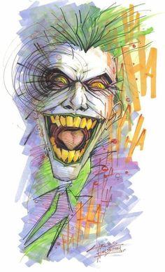 Joker by Charles Holbert