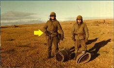 Falklands war, pin by Paolo Marzioli Falklands War, Military History, Guns, Weapons Guns, War, Submachine Gun, Machine Guns, British Soldier, Military Photos