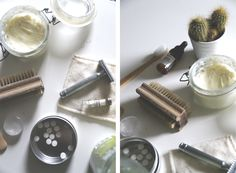 Her Zero Waste Bathroom Essentials