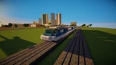 Minecraft train? Good idea!