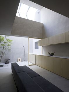 House in Danbara, Suppose Design Office. Hiroshima.