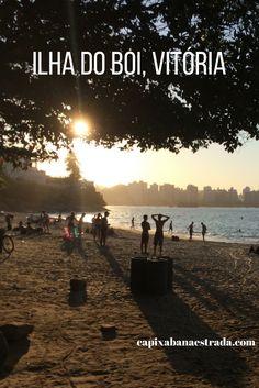 Conheça a Ilha do boi, em Vitória - ES