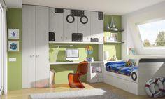 Habitaciones infantiles temáticas dibujos animados Bob6
