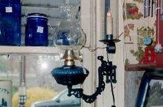Angle Lamps, Bracket & Pinup