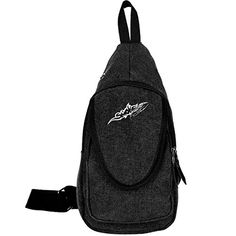 Tony Stewart Unisex Canvas Cross Body BagShoulder BagMessenger Bag Black >>> Read more at the image link. (This is an affiliate link) #CampingBackpacksandBags