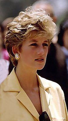 July 1, 1983: HRH Diana, Princess of Wales stepped out in a feathered look in Edmonton, Canada on her 22nd birthday. Description from pinterest.com. I searched for this on bing.com/images