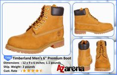 "Timberland Men's 6"" Premium Boot Review 
