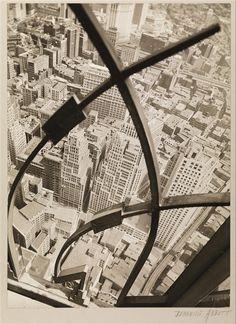 © Berenice Abbott, June 9, 1938. City Arabesque | www.mcny.org