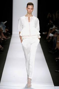Narciso Rodriguez Spring 2010 Ready-to-Wear Fashion Show: Complete Collection - Style.com