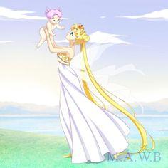 Мир Луны / Sailor Moon!!