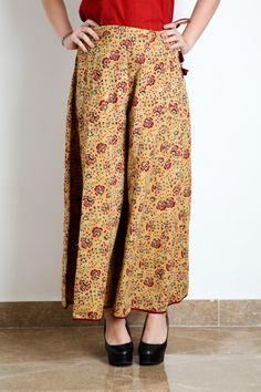 SAMPRADA, Sharara Pant www.samprada.in  handcrafted garments https://www.facebook.com/SampradaStore