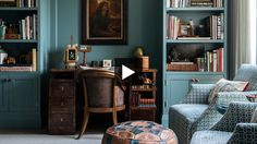 Decorator Michelle Hanna and her husband Dario Savio share the results of their seven-month renovation.