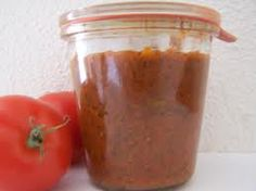 heel veel manieren om tomaten in te maken / te verwerken