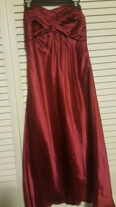 Euc Banana Republic Strapless Women's Dress Size 4 petite 100% Silk #BananaRepublic #Cocktail