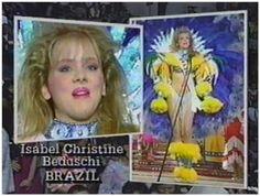 Isabel Beduschi miss brasil 1988