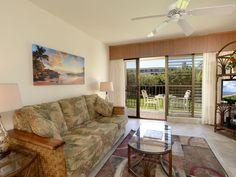 Kihei Akahi One-Bedroom - Kihei Condos, One Bedroom, Maui, Couch, Furniture, Home Decor, Homemade Home Decor, Sofa, Couches