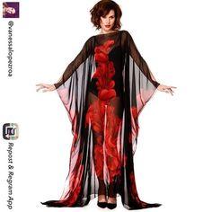 Caftan Dress www.danielapoggi.com