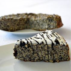 Healthy Deserts, Healthy Cake, Healthy Cookies, Healthy Baking, Healthy Recipes, Baking Recipes, Dessert Recipes, Desserts, Super Cook