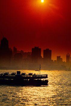 Hong Kong, China | Blaine Harrington III