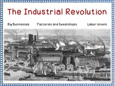 1000+ images about Industrial Revolutions on Pinterest ...