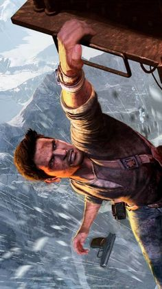 See wallpapers and ringtones from at Zedge now. Gaming Posters, Gaming Memes, Video Game Art, Video Games, Diy Crafts And Hobbies, Beyond Two Souls, Grand Theft Auto Series, Uncharted Series, Nathan Drake