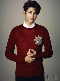 ZE:A Hyung Sik - Sure Magazine November Issue '15 - Korean Magazine Lovers