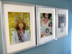 9 Things To Do With A Picture Frame (Besides the Obvious)