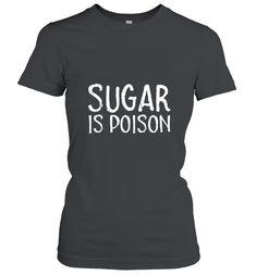 Addict Chocolate T-shirt Drugs Sugar Rush Junk Food Tee Wasted Top