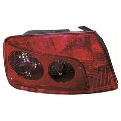 Replacement Peugeot 407 Saloon 04-04/09 Left Hand N/S Rear Light