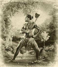 A good imagining of Anahera. Polynesian People, Polynesian Culture, Hawaiian Art, Hawaiian Tattoo, Tonga, Tahiti, Haka New Zealand, Once Were Warriors, Maori Tribe